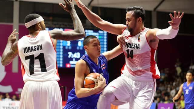 Apresiasi Tinggi Fictor Roring untuk Timnas Basket Indonesia