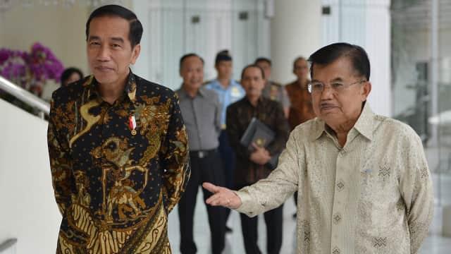 8 Anggota Kabinet Kerja Jadi Timses Jokowi-Ma'ruf