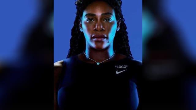 Virgil Abloh x Nike, Kostum Tenis Terbaru Serena Williams