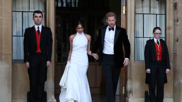 6 Kejanggalan yang Tak Disadari di Pernikahan Pangeran Harry & Meghan