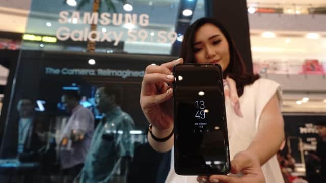 Samsung Bawa Galaxy S9 Plus Versi 128 GB ke Indonesia