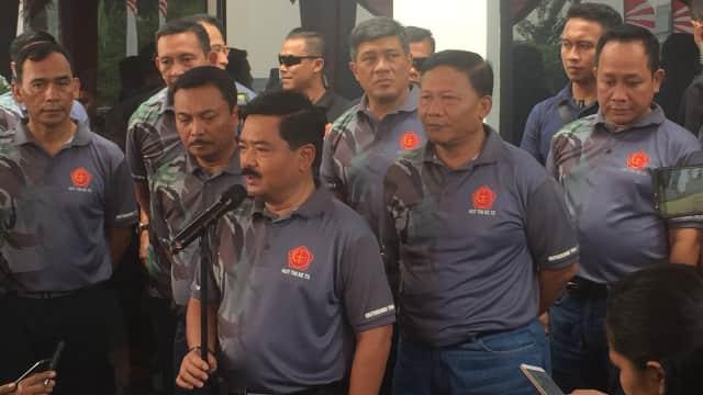 HUT ke-73 TNI, Panglima Akan Pimpin Upacara di Merauke
