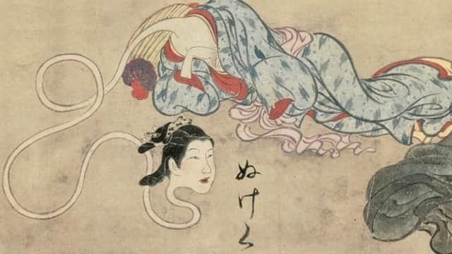Rokurokubi: Hantu Leher Panjang Jepang