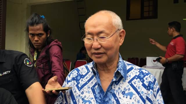 Kenang-kenangan William Wongso untuk Bondan Winarno