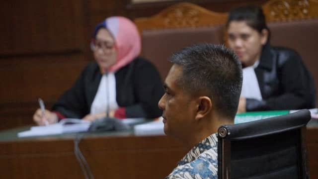 Penyuap Cagub Sultra dan Wali Kota Kendari Dituntut 3 Tahun Penjara