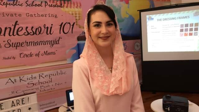 Emil Dardak: Soal Berewok, Arumi Bachsin Diam Saja
