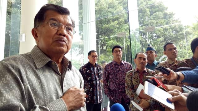 JK Minta DPR Hasilkan Lebih dari 6 UU di Bawah Pimpinan Bamsoet