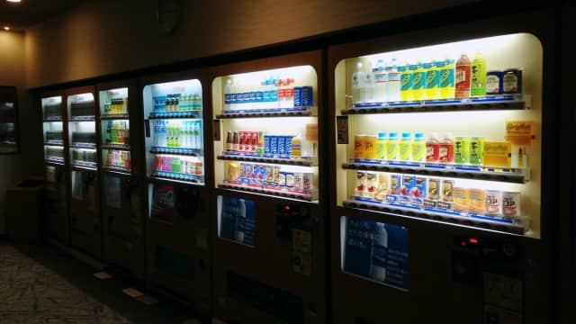Vending Machine di China Jual Alat Tes HIV