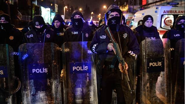 Turki Diserang Teror Hampir Setiap Bulan di Tahun 2016