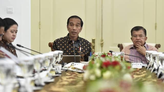 JK Sebut Keputusan Jokowi Pilih Jenderal TNI Masuk Kabinet Wajar