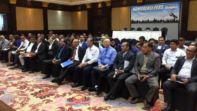 720 Pengacara Peradi Bergabung Bela Rizal Ramli Lawan NasDem