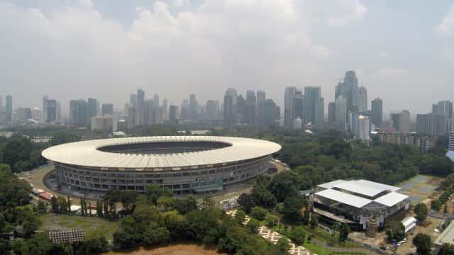5 Venue Asian Games 2018 Berstandar Internasional