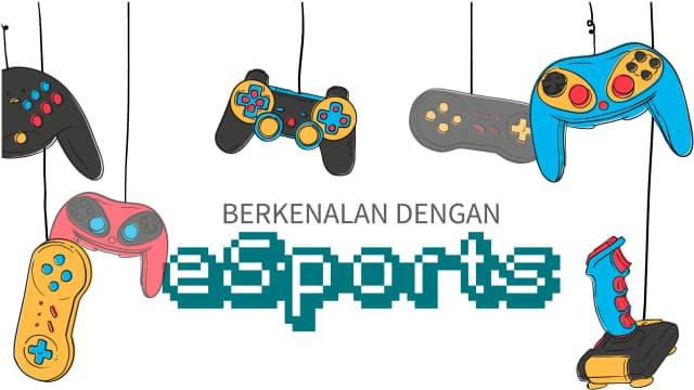 Game Online: dari Penyebab Merah Rapor ke e-Sport