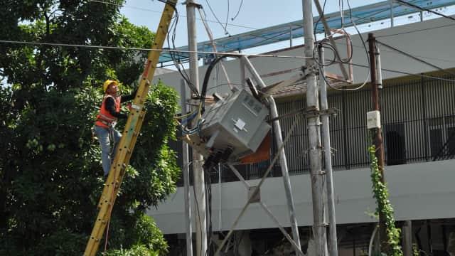 PLN Pertimbangkan Bangun Infrastruktur Listrik Tahan Gempa