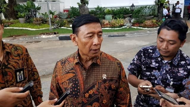 Wiranto Tak Masalah Ada Partai Jualan Kembali ke Era Orde Baru