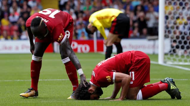 Syiar Islam di Liga Inggris