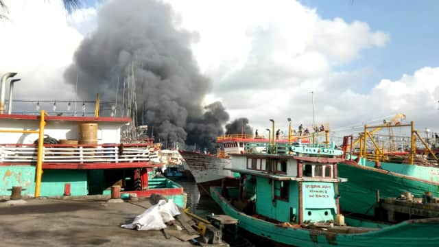 Susi Ungkap Ada 173 Kapal Eks Asing Parkir di Pelabuhan Benoa