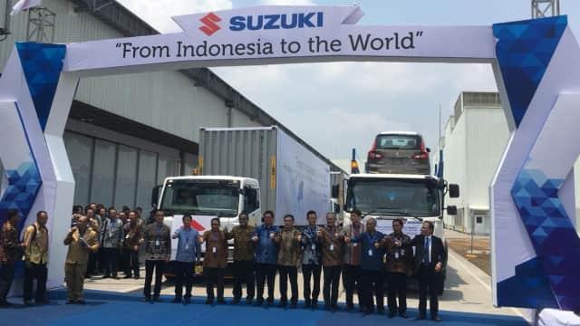 All New Suzuki Ertiga Buatan Cikarang Mendunia