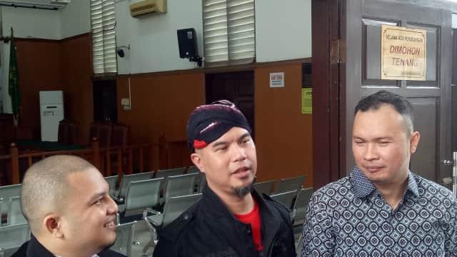 Dhani soal Farhat Jubir Jokowi: Sakit Hati Dicoret dari Caleg Gerindra
