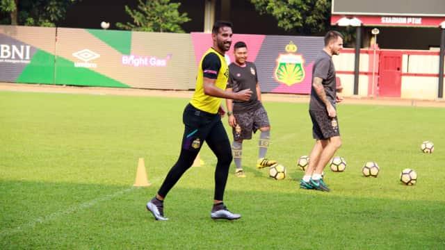 Elio Martins Resmi Berseragam Bhayangkara FC