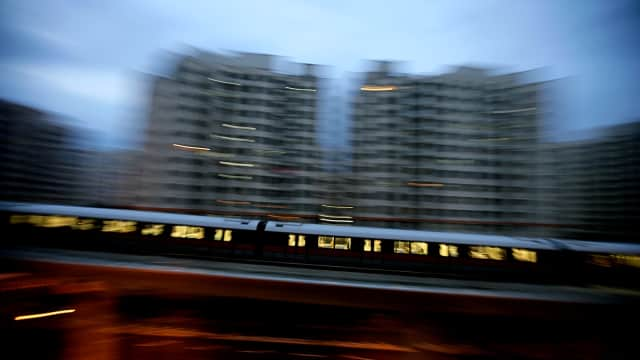 Tingkatkan Pelayanan, MRT Singapura Terapkan Teknologi Formula 1