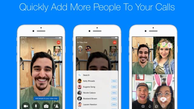 Facebook Messenger Kini Punya Fitur Ajak Teman saat Video Call