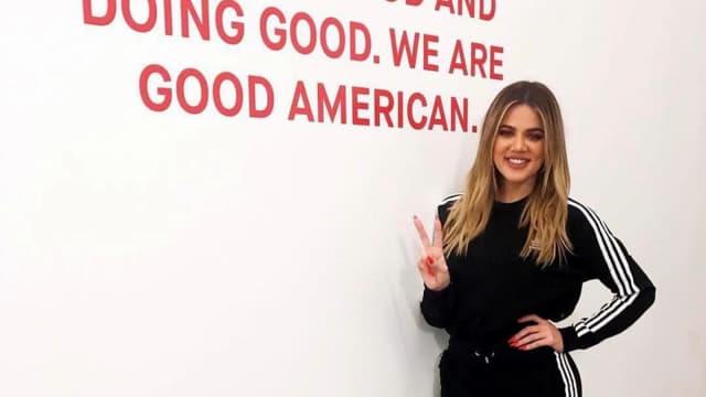 Cuitan Twitter Khloe Kardashian tentang Bayinya Dibalas Ribuan Netizen