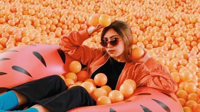 Centrum Million Balls, Wisata Instagramable Terbaru di Bandung