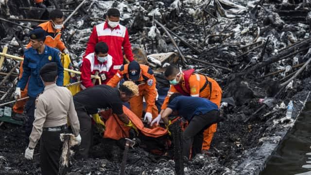Daftar Kecelakaan Kapal dalam 6 Tahun Terakhir