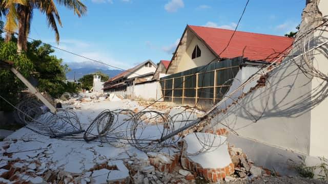 Menkumham Sebut Ada Napi di Sulteng yang Kabur ke Solo Usai Gempa