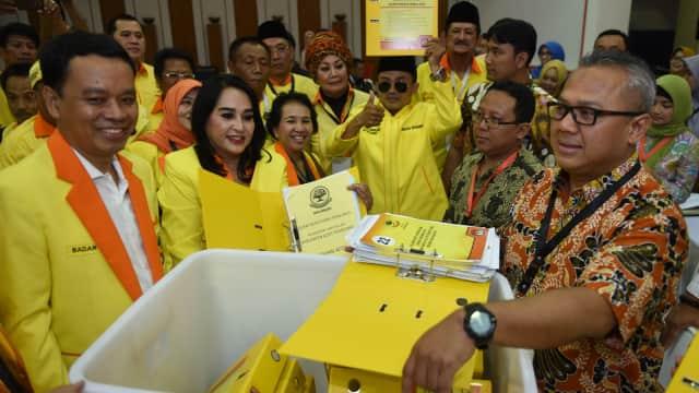 Partai Berkarya Lengkapi Syarat Pendaftaran Pemilu 2019 ke KPU
