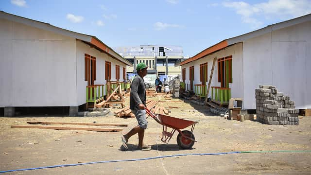 Pembayaran Cicilan KPR Subsidi di Lombok Dimoratorium Setahun