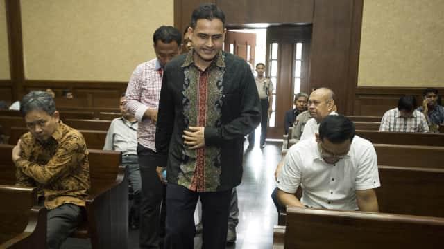 Nazaruddin hingga Melchias Mekeng Akan Bersaksi di Sidang Novanto