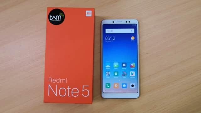 Xiaomi Tidak Takut Redmi Note 5 Rusak Harga Ponsel Lamanya