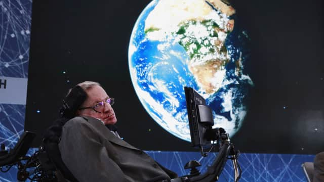 Stephen Hawking Bahas Kolonialisasi Dunia Alien di Acara TV Terakhir