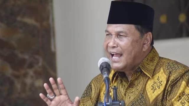 Abdullah Puteh Gagal Lolos Verifikasi Caleg DPD di 2019