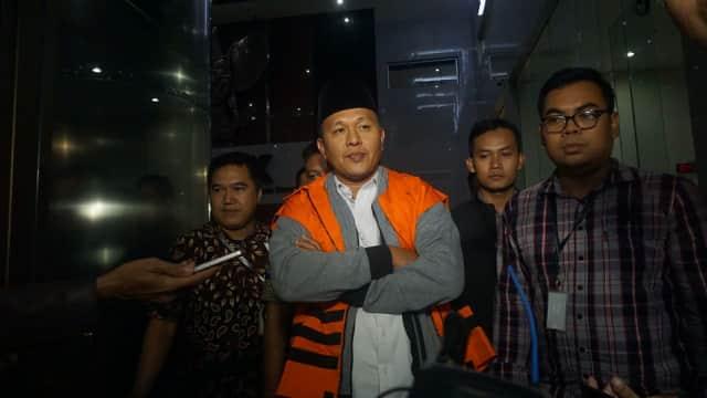 KPK Sita Surat Persetujuan DPRD dan Pemkab Lampung Tengah