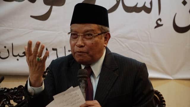Said Aqil Ajak NU dan PKB Menangkan Sudirman Said-Ida di Pilgub Jateng
