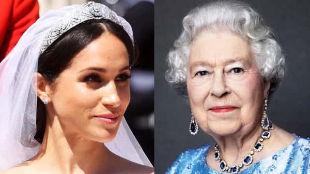 Meghan Markle Pakai Cat Kuku Favorit Ratu Inggris Saat Royal Wedding