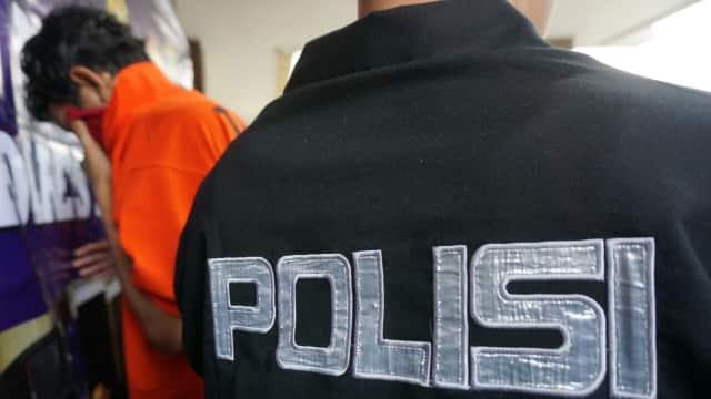 Polisi Tangkap Sipir Lapas Nusakambangan yang jadi Kurir Sabu
