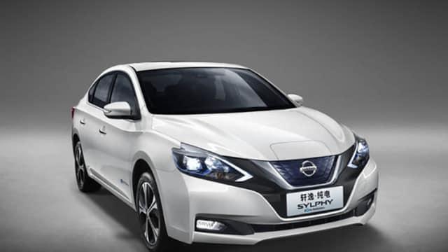 Sylphy Zero Emission, Mobil Ramah Lingkungan dari Nissan untuk China