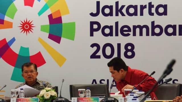INASGOC Diultimatum Segera Jalankan Operasional Asian Games 2018