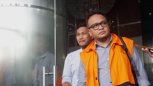 KPK Periksa Keponakan Setya Novanto Terkait Kasus Bakamla