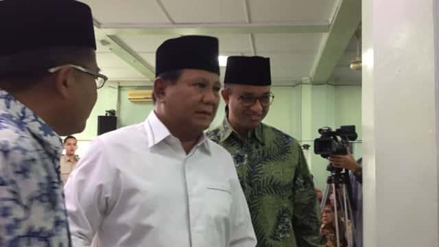 Mendengar Kata Prabowo soal Mengapa Nilai Rupiah Bisa Jatuh