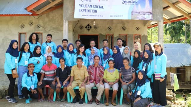 Korbankan Tenaga dan Harta dengan Jadi Relawan Muda, Apa Untungnya?