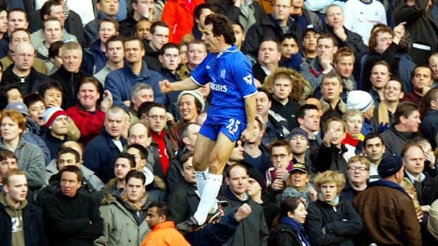 Kembali ke Chelsea, Gianfranco Zola Jadi Asisten Sarri
