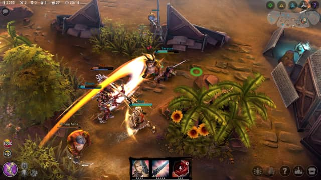 5 Hero Vainglory yang Sering Dimainkan (Part 1)