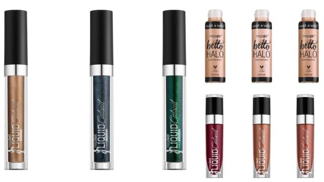 Koleksi Makeup Terbaru dari Wet n Wild yang Serba Metalik