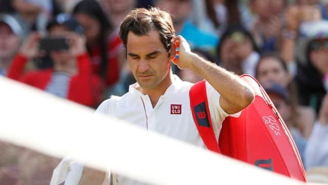 Wimbledon 2018: Nadal Bersua Djokovic di Semifinal, Federer Gugur