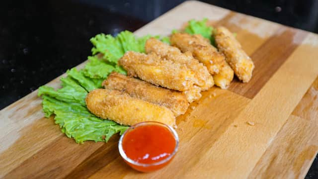 Resep Mozzarella Cheese Stick